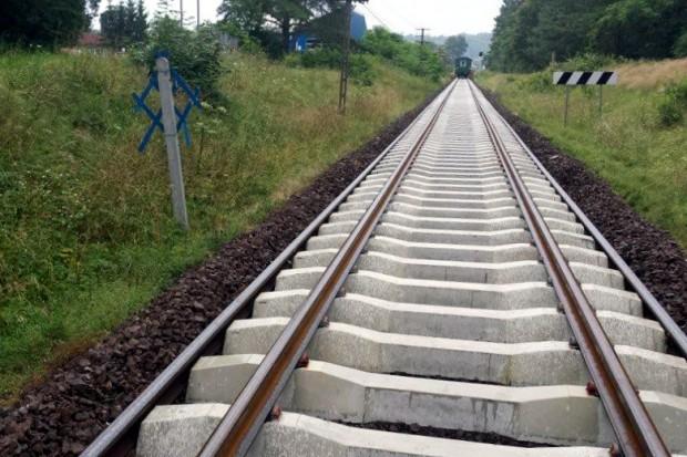 Linia kolejowa Szczecinek - Ustka pochłonie 200 mln zł