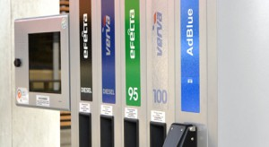 Nowe dystrybutory na stacjach Benzina