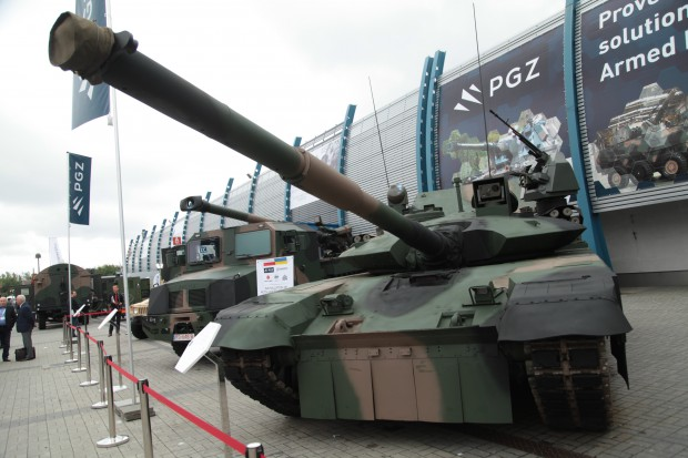 Czołg PT-17. for. Paweł Pawłowski