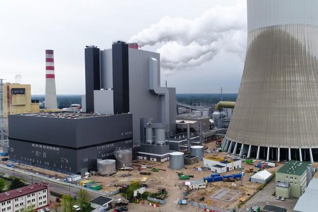 Blok 1075 MW w Elektrowni Kozienice gotowy w 99 proc. Zobacz, jak wygląda budowa
