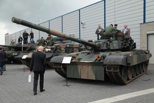 Czołg PT-91. fot. Paweł Pawłowski