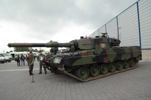 PCO może już modernizować Leopardy