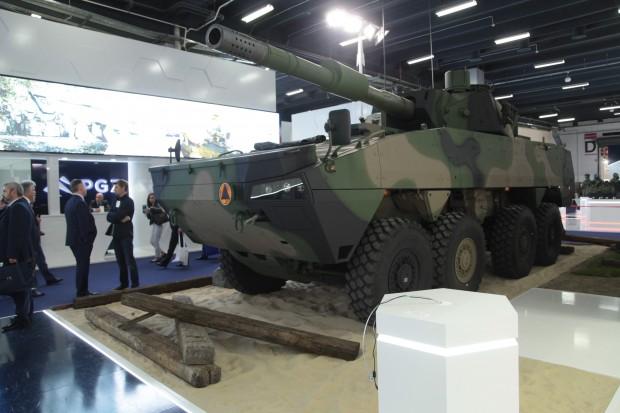 Kołowy Transporter Opancerzony Rosomak Fot. Paweł Pawłowski