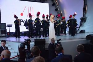Orkiestra górnicza z kopalni Chwałowice wystąpiła w stolicy Kazachstanu