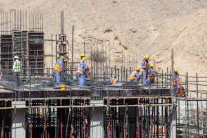 Chińska ekspansja nie zna granic. W tym państwie budują na pustyni przemysłowego giganta