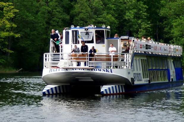 Rosjanie i Litwini ratują żeglugę po Kanale Augustowskim