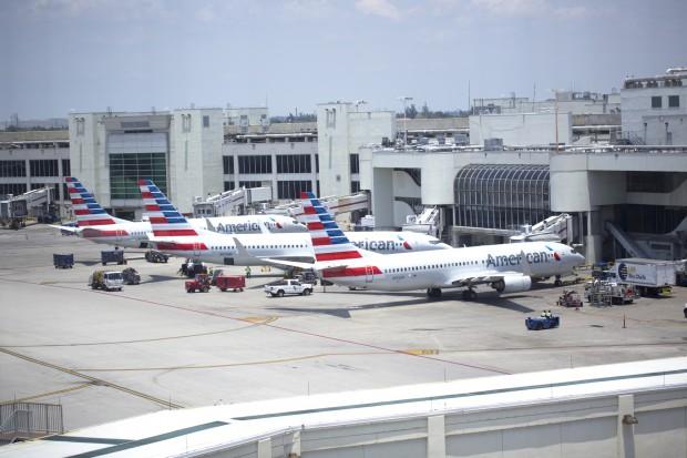 American Airlines wstrzymały loty do Wenezueli