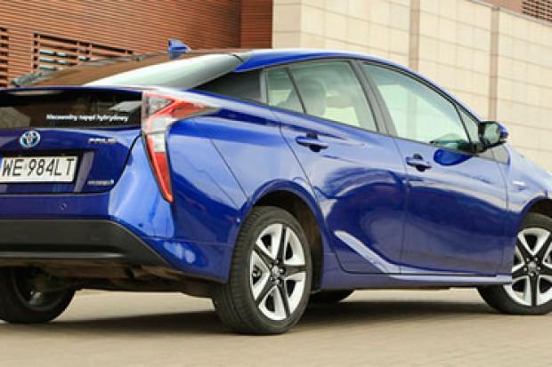 Toyota: hybrydy do narodowego planu rozwoju elektromobilności