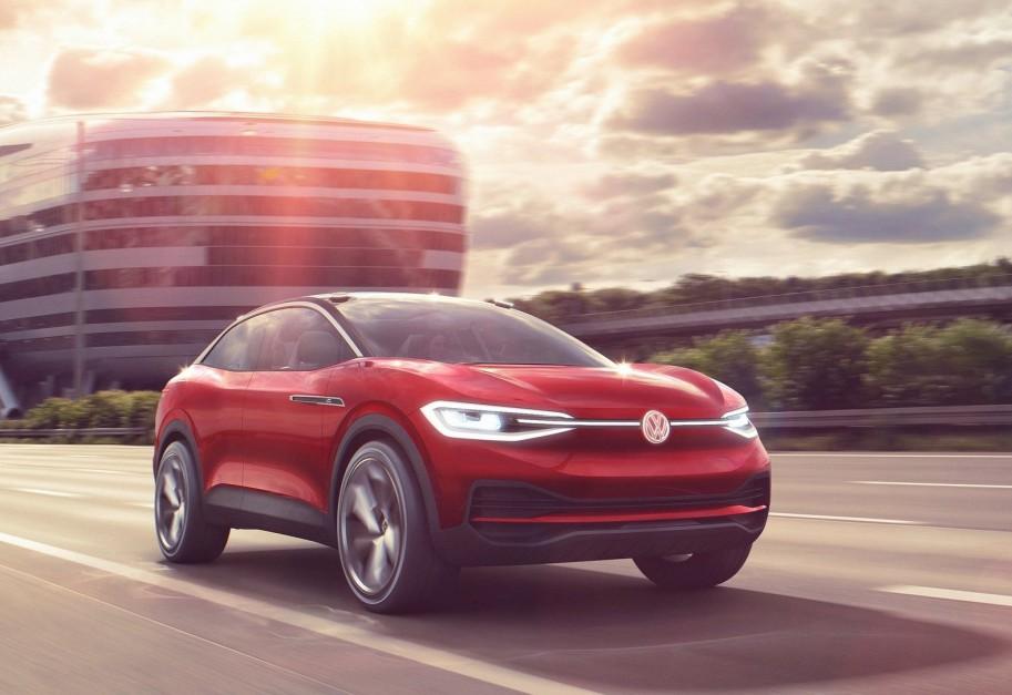 Zdjęcie numer 1 - galeria: Tak wygląda elektryczny crossover Volkswagena