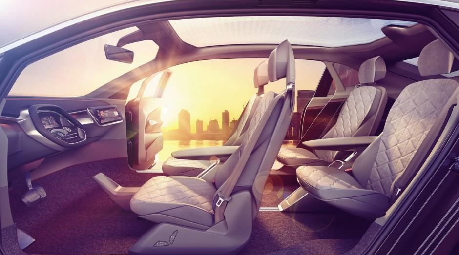 Zdjęcie numer 3 - galeria: Tak wygląda elektryczny crossover Volkswagena