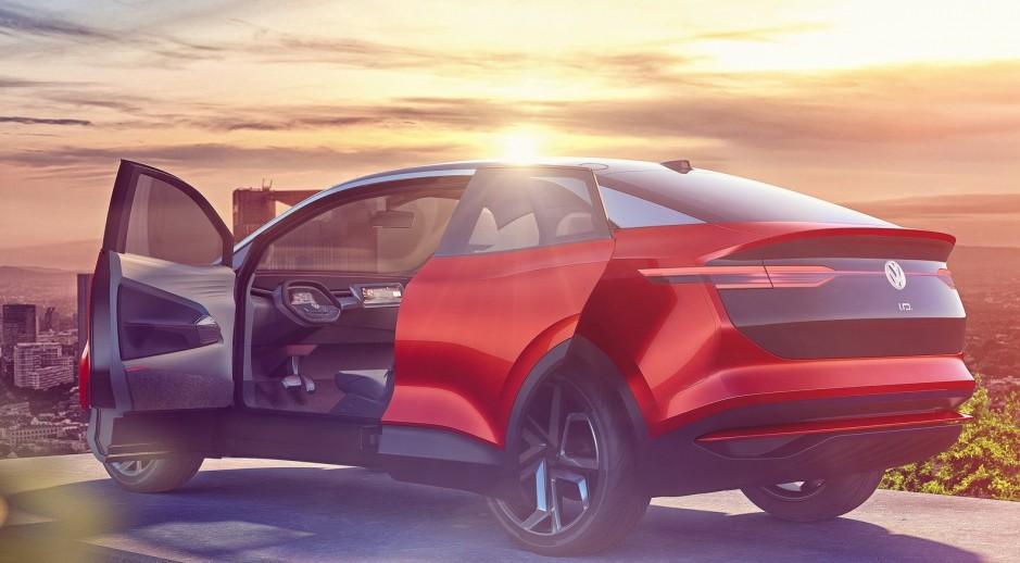 Zdjęcie numer 2 - galeria: Tak wygląda elektryczny crossover Volkswagena
