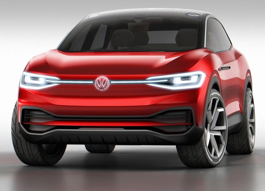 Zdjęcie numer 6 - galeria: Tak wygląda elektryczny crossover Volkswagena