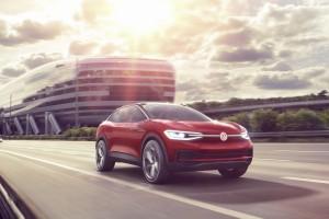 Tak wygląda elektryczny crossover Volkswagena