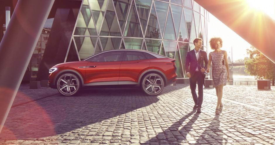 Zdjęcie numer 7 - galeria: Tak wygląda elektryczny crossover Volkswagena