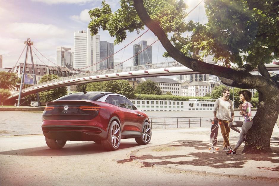 Zdjęcie numer 8 - galeria: Tak wygląda elektryczny crossover Volkswagena