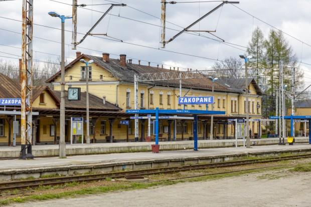 Minister Adamczyk: za 9 lat gotowa nowa linia kolejowa do Zakopanego