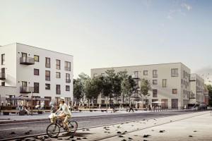 Tak będą wyglądać osiedla Mieszkanie Plus. Są cztery projekty