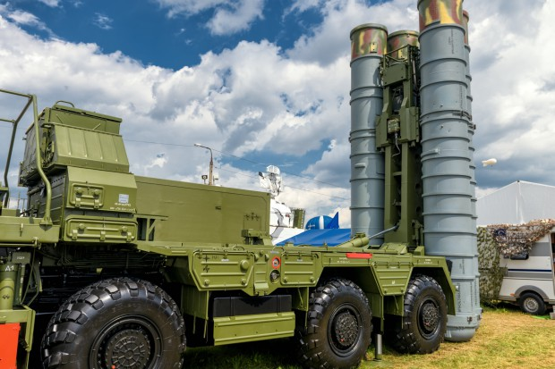 Turcja kupi od Rosji systemy przeciwlotnicze