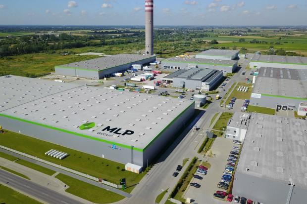 MLP Group rozbuduje park logistyczny koło Warszawy