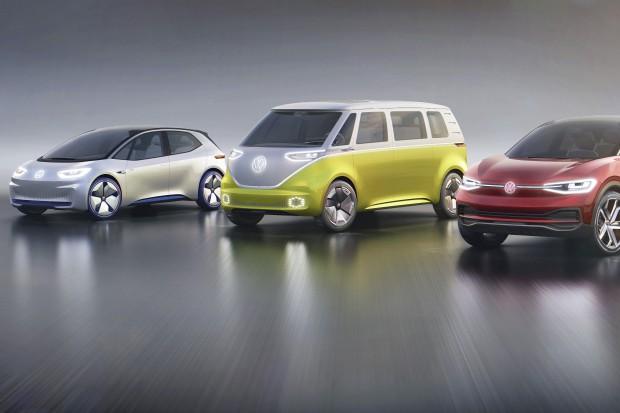 Volkswagen przeznaczył 70 mld euro na rozwój samochodów elektrycznych