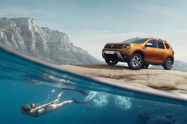 Dacia Duster z nowym wyrazem