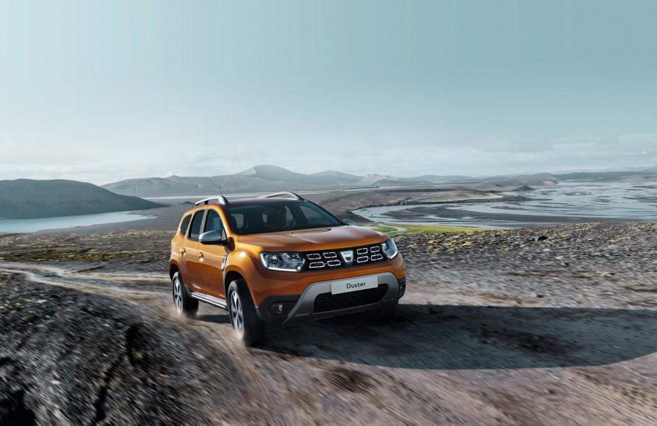 Zdjęcie numer 1 - galeria: Dacia Duster z nowym wyrazem