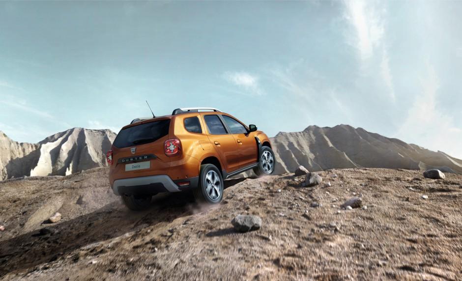 Zdjęcie numer 3 - galeria: Dacia Duster z nowym wyrazem