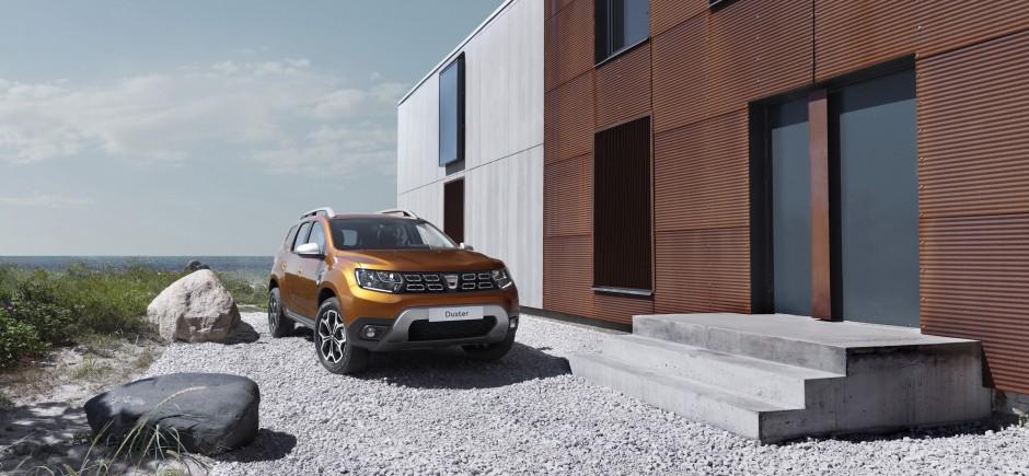 Zdjęcie numer 2 - galeria: Dacia Duster z nowym wyrazem
