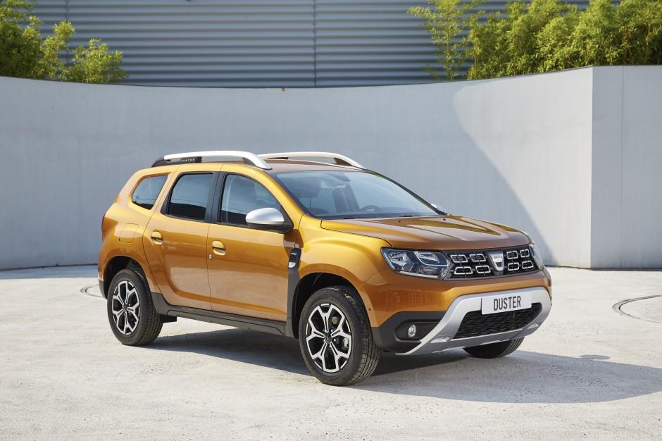 Zdjęcie numer 4 - galeria: Dacia Duster z nowym wyrazem