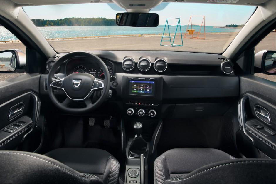 Zdjęcie numer 5 - galeria: Dacia Duster z nowym wyrazem