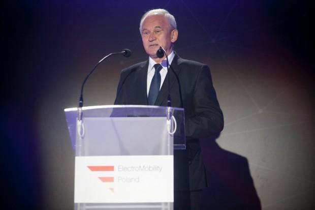 Minister energii, Krzysztof Tchórzewski.