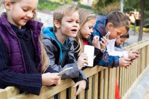 Smartfony jako pomoce dydaktyczne w szkołach