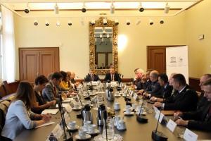 Delegacja ONZ wizytowała Katowice - gospodarza szczytu klimatycznego w 2018 r.