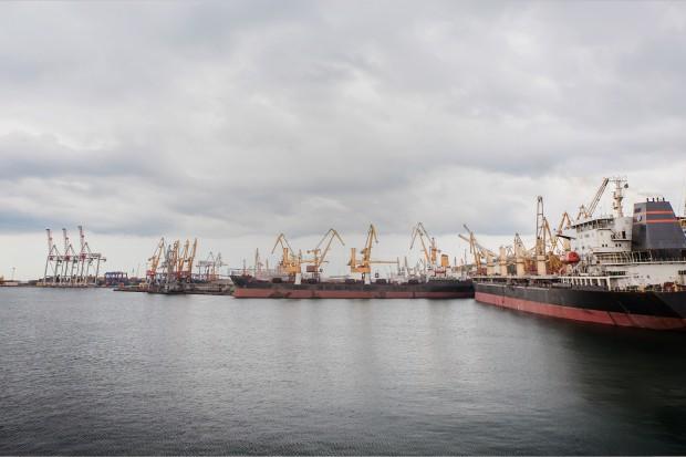Węgiel z USA dotarł do portu w Odessie
