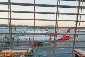 Strajk pilotów Air Berlin niepokoi niemiecki rząd