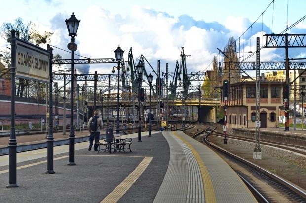 Ruszyła modernizacja stacji Gdańsk Główny. Będą utrudnienia