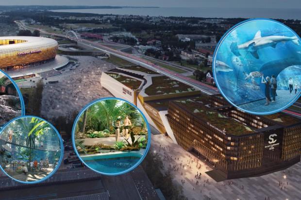 Gigantyczna inwestycja przy Stadionie Energa odmieni Gdańsk