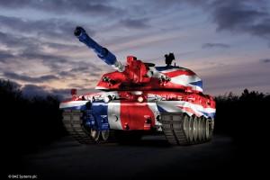 Zobacz jak wygląda czołg przyszłości!