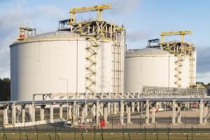 Gaz-System myśli nad budową trzeciego zbiornika gazoportu - byłby większy od poprzednich