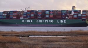 Poważny problem z dużymi statkami. Giganty na mieliźnie