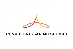 Nowe logo aliansu Renault-Nissan-Mitsubishi