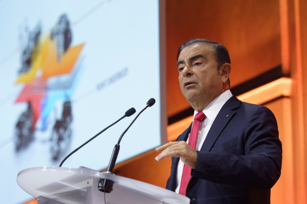 Nissan i Renault wszczęły śledztwo ws. Carlosa Ghosna