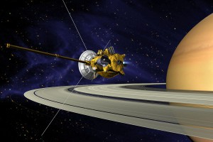 Sonda Cassini zakończyła swoją misję i uległa zniszczeniu