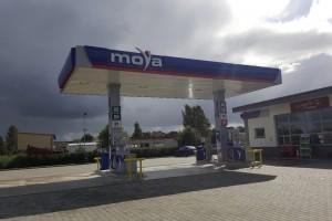 Więcej stacji Moya na Pomorzu