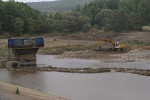 Wyremontowano zbiornik wodny i zaporę w masywie Ślęży