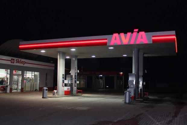 Pierwsza stacja Avia w Świętokrzyskiem