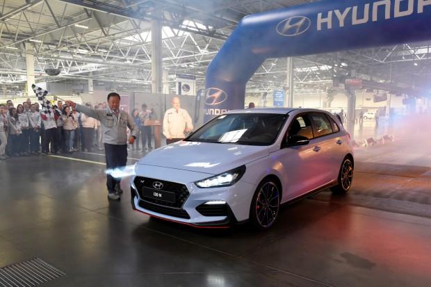 W Nosovicach ruszyła produkcja sportowej wersji Hyundaia i30