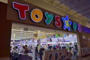 Bankructwo zabawkarskiego giganta zagrożeniem dla Smyka?