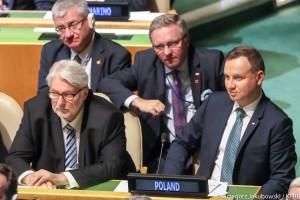 Prezydent: Polska będzie kontynuować działania na rzecz ochrony klimatu