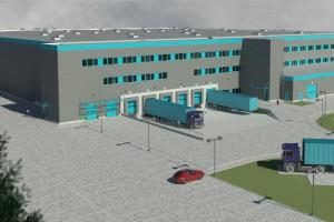 Neuca będzie mieć nowe centrum dystrybucji. Buduje je Strabag